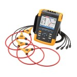 Измеритель качества электроэнергии Fluke 434 II
