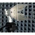 Широкополосная измерительная рупорная антенна П6-123 (SMA)
