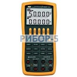 Калибратор промышленных процессов АКИП-7301