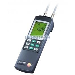 Testo 526-2 манометр