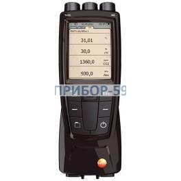 Многофункциональный прибор для систем ОВК testo 480
