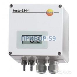 Трансмиттер дифференциального давления Testo 6344