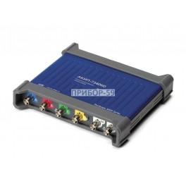 USB-осциллограф смешанных сигналов АКИП-73404D MSO
