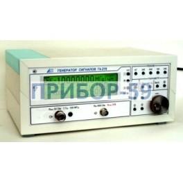Генератор сигналов Г4-219