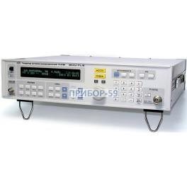 Генератор сигналов Г4-218А