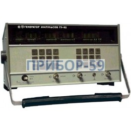Генератор импульсных сигналов Г5-82