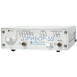 Генератор сигналов Г6-43