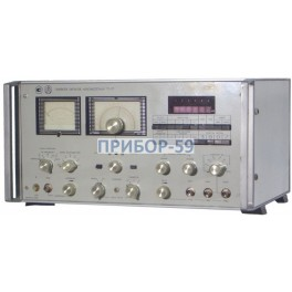 Генератор сигналов НЧ Г3-117