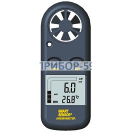 Анемометр цифровой Smart Sensor AR816
