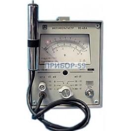 Милливольтметр стрелочный В3-48А