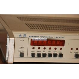 Милливольтметр цифровой В3-60