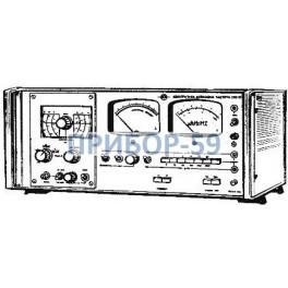 Измеритель девиации частоты СК3-41