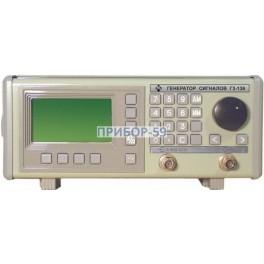 Генератор сигналов низкой частоты Г3-136
