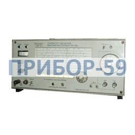 Генератор СВЧ сигналов Г4-104