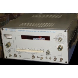 Генератор сигналов высокой частоты Г4-132