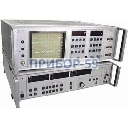 Измеритель модуля коэффициентов передачи и отражения Р2-117