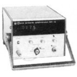 Прибор ваттметр М3-58