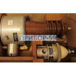 Аттенюатор емкостной Д2-45