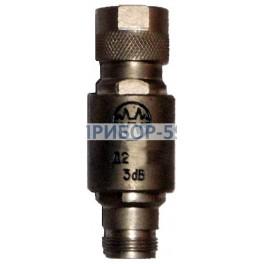 Аттенюатор резисторный Д2-50