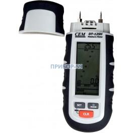 Измеритель влажности древесины CEM DT-125H