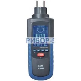 Измеритель параметров УЗО CEM DT-9054