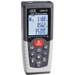 Лазерный измеритель расстояния CEM LDM-35