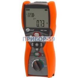 Измеритель параметров цепей электропитания зданий Sonel MZC-304