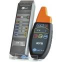 Комплект для поиска скрытых коммуникаций Sonel LKZ-700
