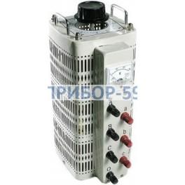 Автотрансформатор трехфазный TSGC2-6K