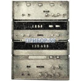 Установка для проверки аттенюаторов ДК1-12