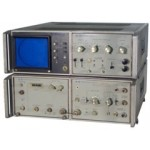 Анализатор спектра СК4-64