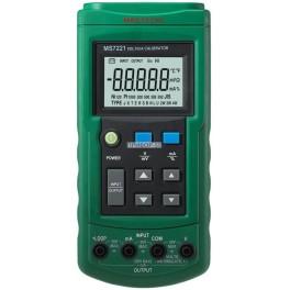 Калибратор петли тока Mastech MS7221