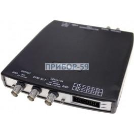 USB генератор сигналов HANTEK DDS-3X25