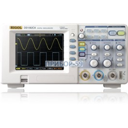 Цифровой осциллограф DS1062CA