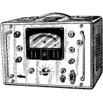 Фазометр электронный Ф2-1