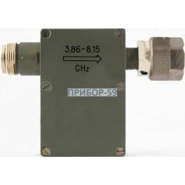 Вентиль коаксиальный Э6-121