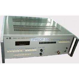 Прибор для поверки вольтметров В1-16