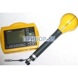 Селективный измеритель электромагнитных излучений SRM-3000