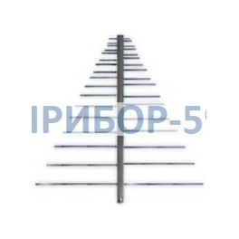 Антенна измерительная логопериодическая П6-46