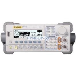 Генератор сигналов универсальный RIGOL DG1022A