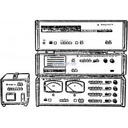 Измеритель шумовых параметров низкочастотных транзисторов Л4-4