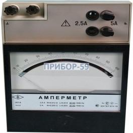 Амперметр лабораторный Э514/4