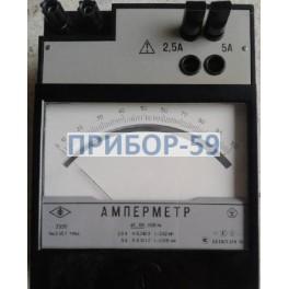 Амперметр лабораторный Э526