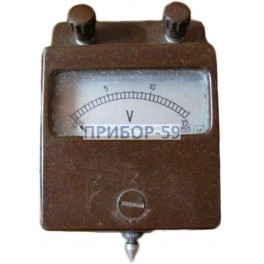 Вольтметр стрелочный М55