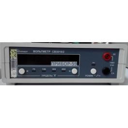 Вольтметр лабораторный цифровой СВ3010