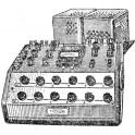 Потенциометр двухрядный Р309