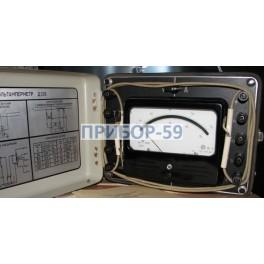 Вольтамперметр ферродинамический Д128