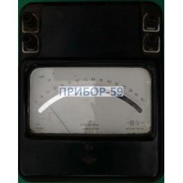 Милливольтметр М1105