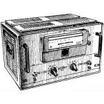 Вольтмиллиамперметр электронный Ф563
