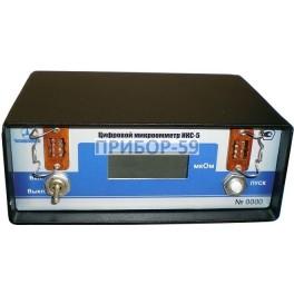 Цифровой микроомметр ИКС-5